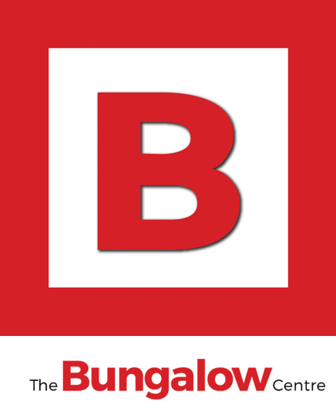 b bungalow centre logo